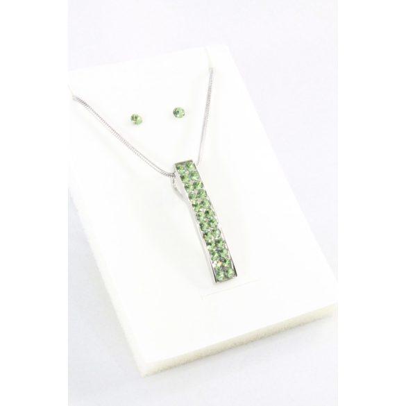 Zöld- Peridot